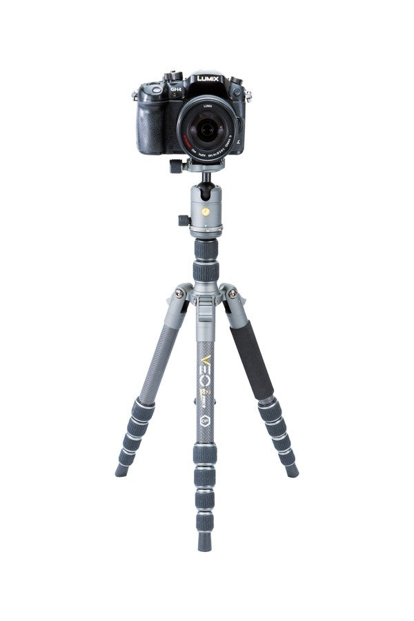 Vanguard VEO 2 GO 235CB Carbon Fibre Tripod with Ball Head