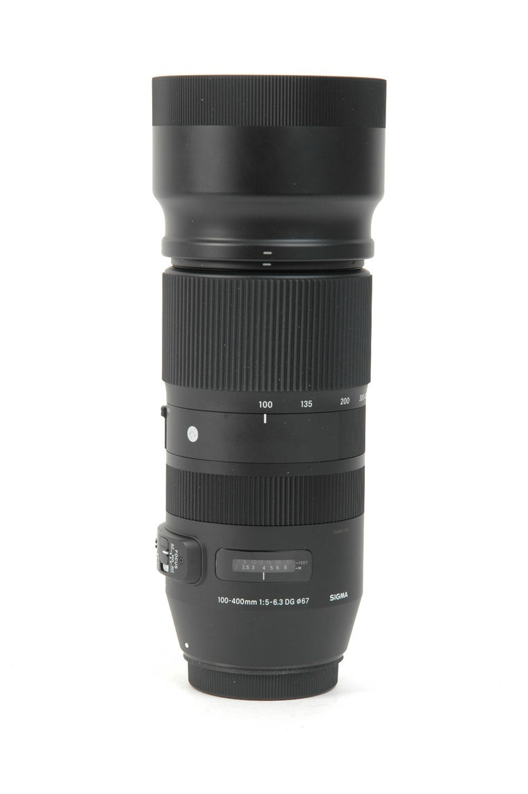 Used Sigma 100-400mm f/5-6.3 DG OS HSM C Lens for Canon EF