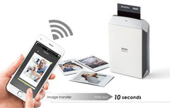 instax SHARE SP-2 Wireless Printer - Silver