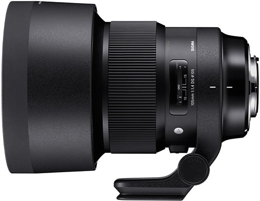 Sigma 105mm F1.4 DG HSM - Canon Fit