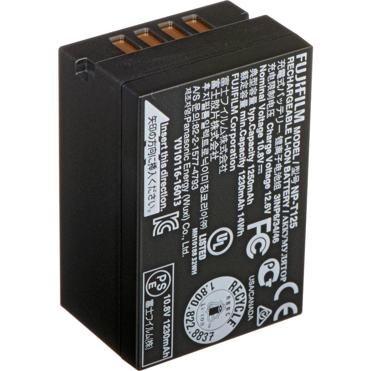 Fujifilm Battery for GFX 50S (NP-T125)