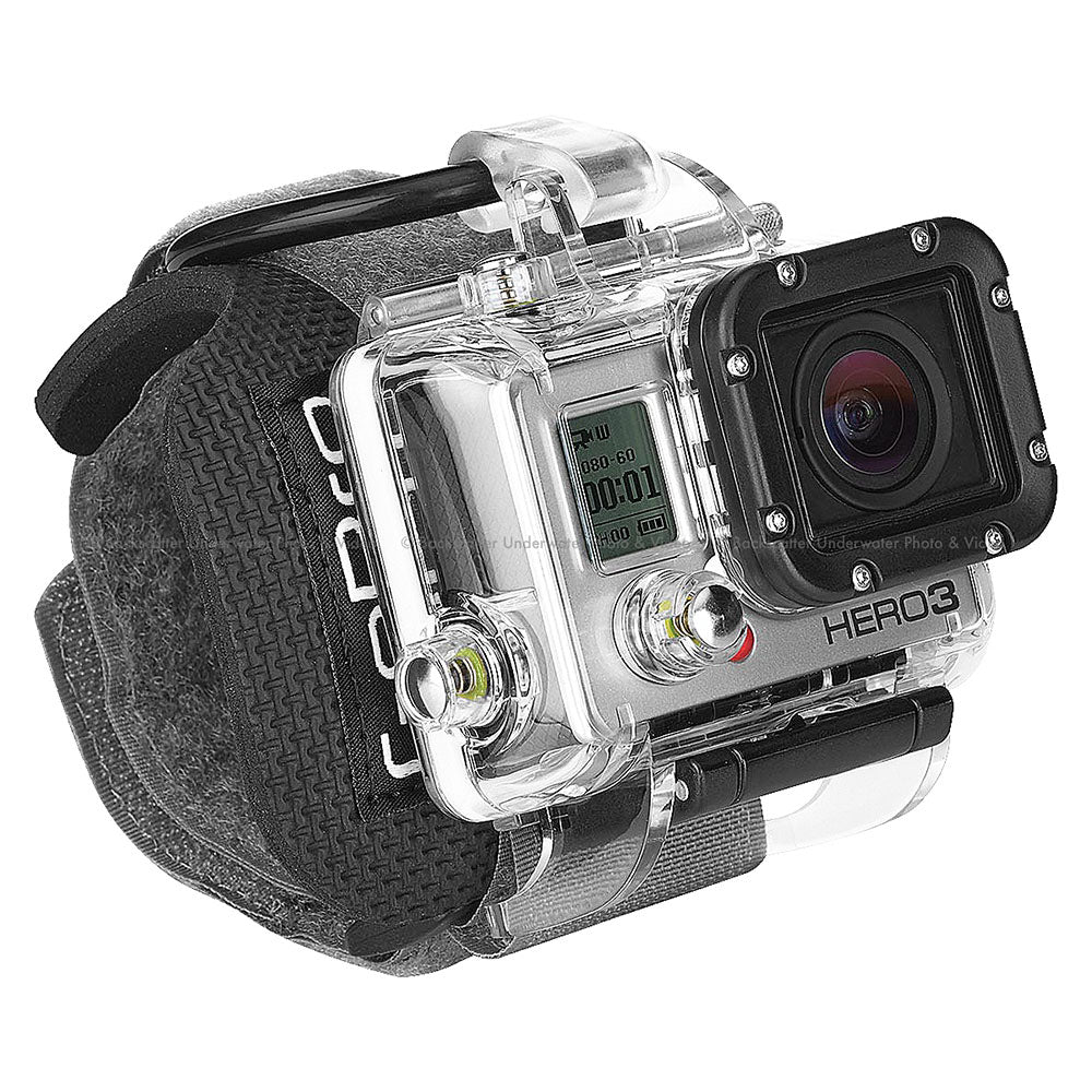 GoPro Hero 3/3+/4 Wrist Housing