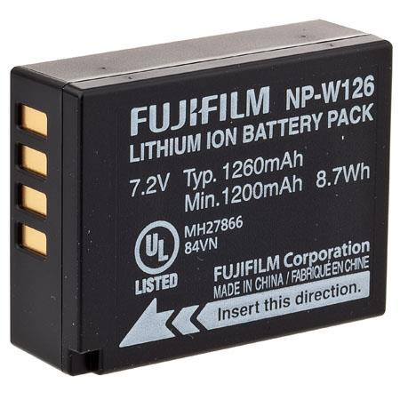Fujifilm NP-W126 Battery for X-Pro1