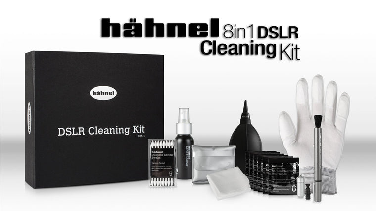 Hahnel DSLR Cleaning Kit