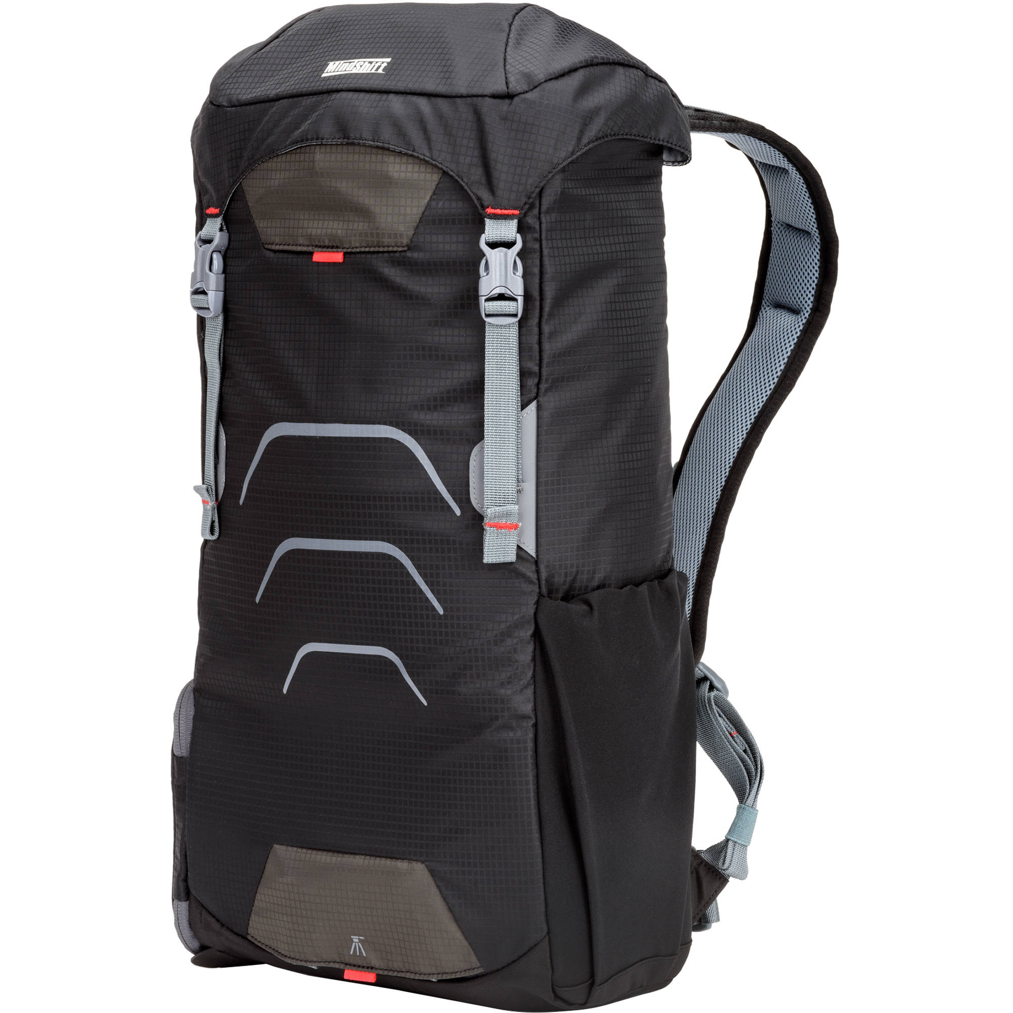 MindShift Gear UltraLight Sprint 16L Backpack Black Magma