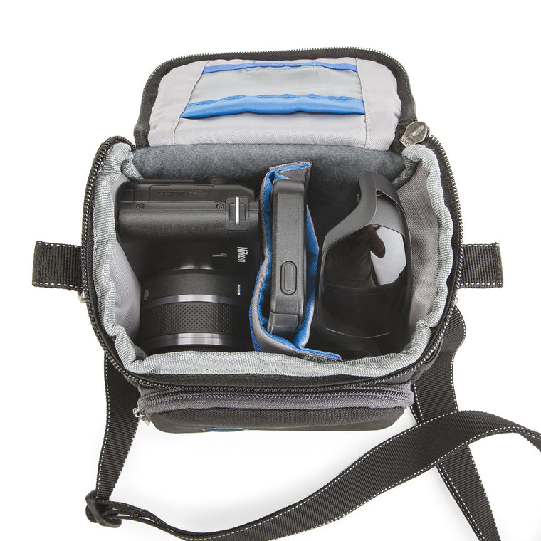 Think Tank MIRRORLESS MOVER® 10 - Heathered Grey - Cambrian Photography - 5
