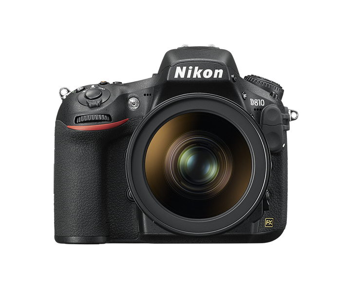 Nikon D810 DSLR Camera - Body Only