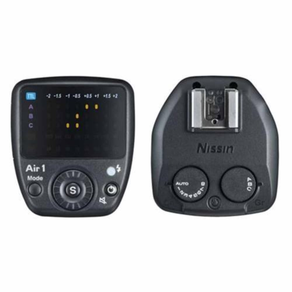 Nissin Commander Air 1 plus Receiver Air R - Nikon