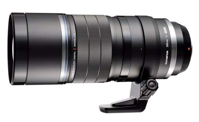 Olympus M.Zuiko Digital ED 300mm f4 IS PRO Lens