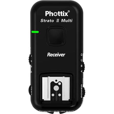 Phottix Strato II Receiver Unit - Nikon