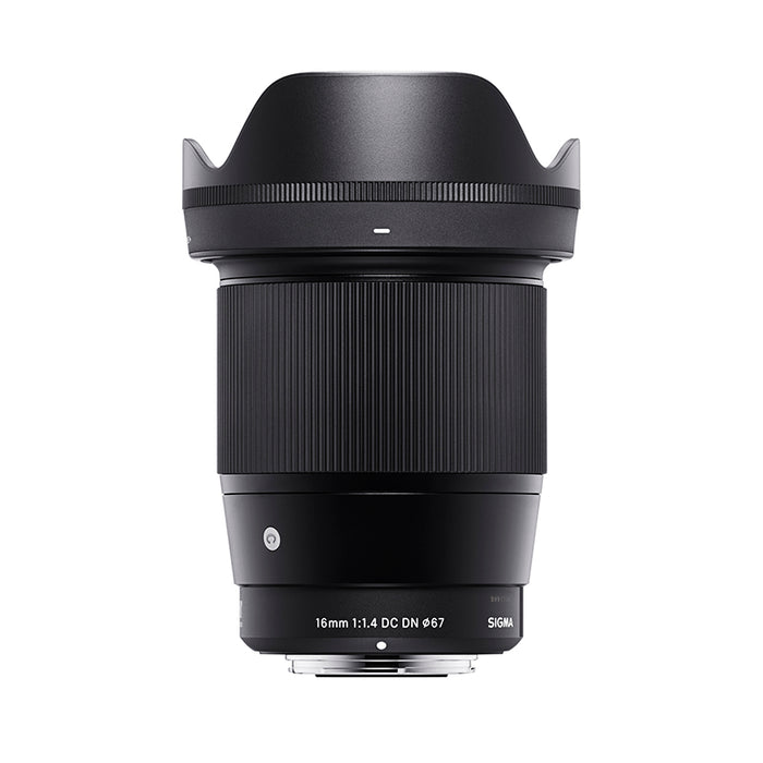 Sigma 16mm f1.4 DC DN - Canon EF-M Mount