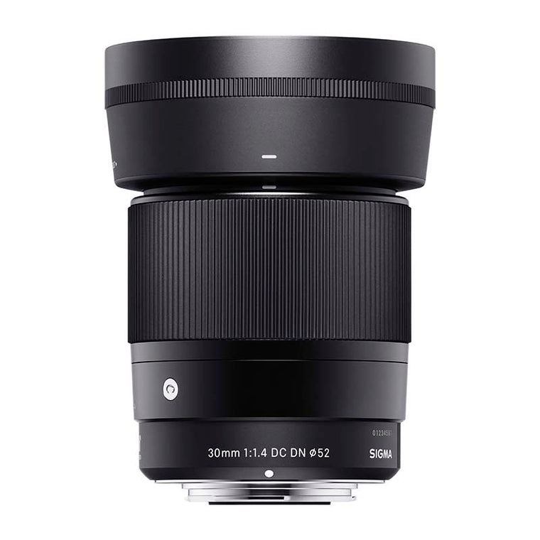Sigma 30mm f1.4 DC DN Lens - Canon EF-M Mount