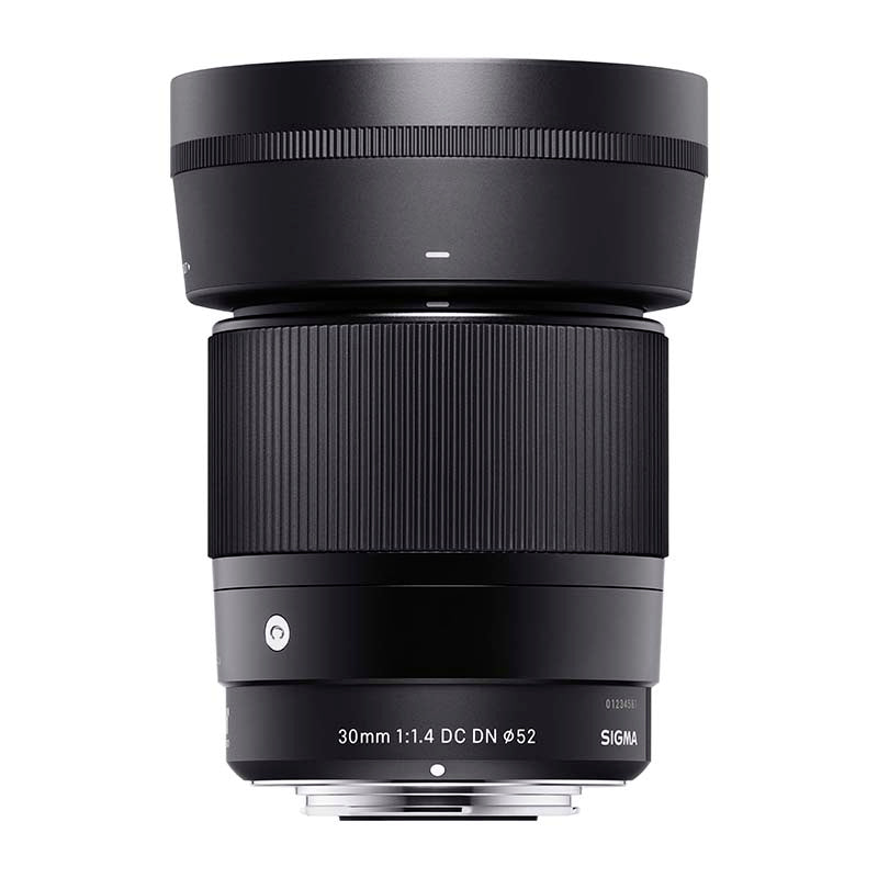 Sigma 30mm f1.4 DC DN Lens - Sony E Mount