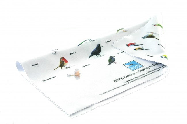 RSPB Bird Lens Cleaning Cloth
