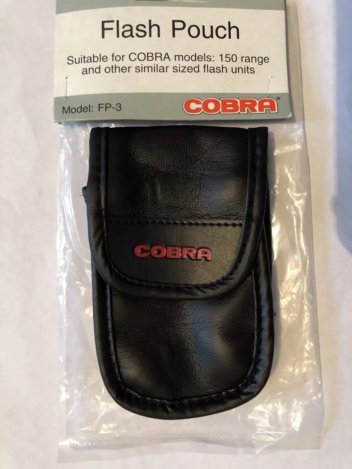 COBRA FP-3 Flash Pouch