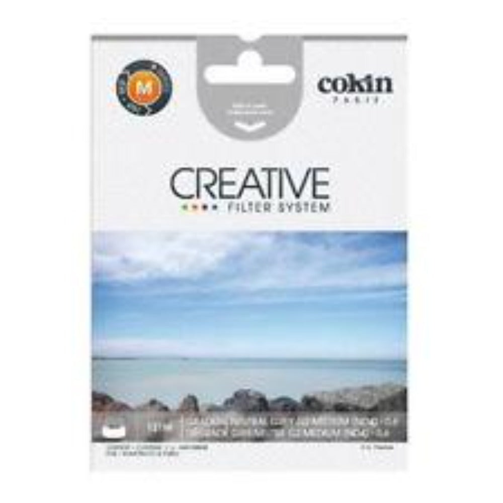 Cokin P121M Gradual Grey G2 Medium ND4 Filter