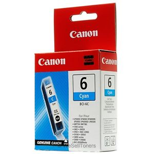Canon BCI6C Cyan Ink Cartridge
