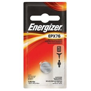 Energizer EPX76 1.5v Battery