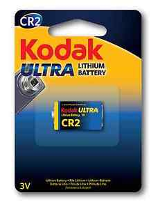 kodak Ultra CR2 3V Battery