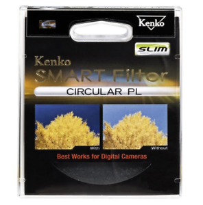 Kenko 67mm Smart Circular Polarising Slim Filter