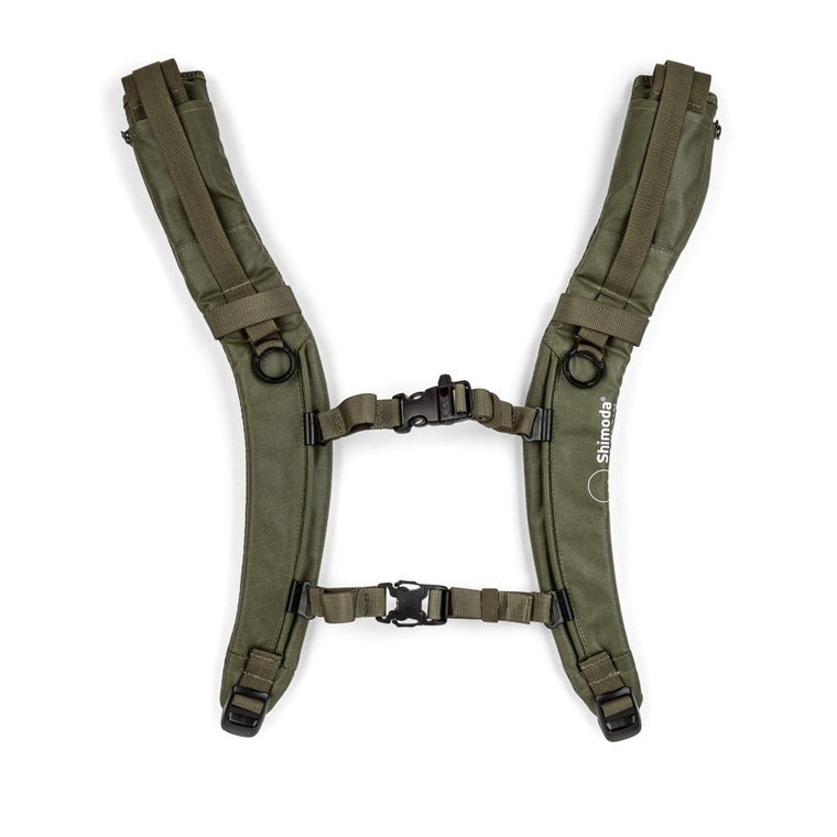 Shimoda Shoulder Strap - Women's Simple Petite - Army Green