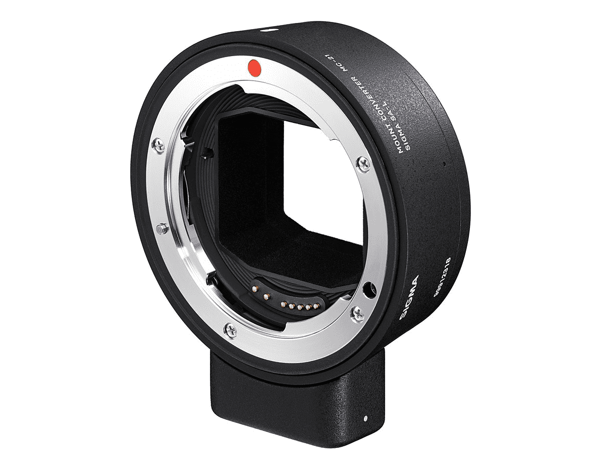 Sigma MC-21 Mount Adapter Converter - Canon EF to L Mount
