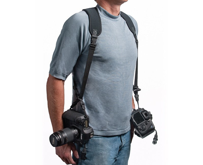 EX-Demo Optech Double Sling Black