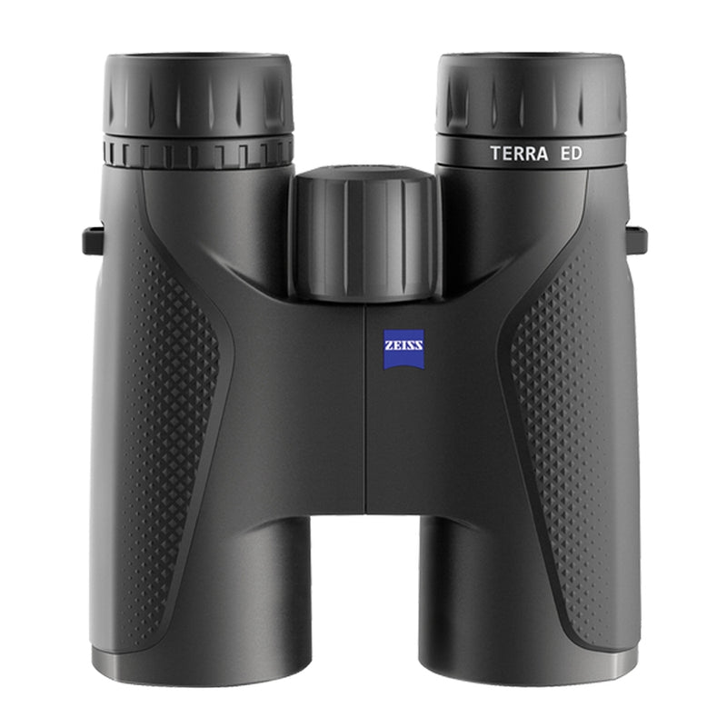 ZEISS TERRA ED binoculars are robust, reliable and easy to use. Their state-of-the-art and sleek design makes them not only light but comfortably compact. The highest optical precision and the hydrophobic multicoating guarantee brilliant images down to the very last detail. Cambrian Photography, Colwyn Bay