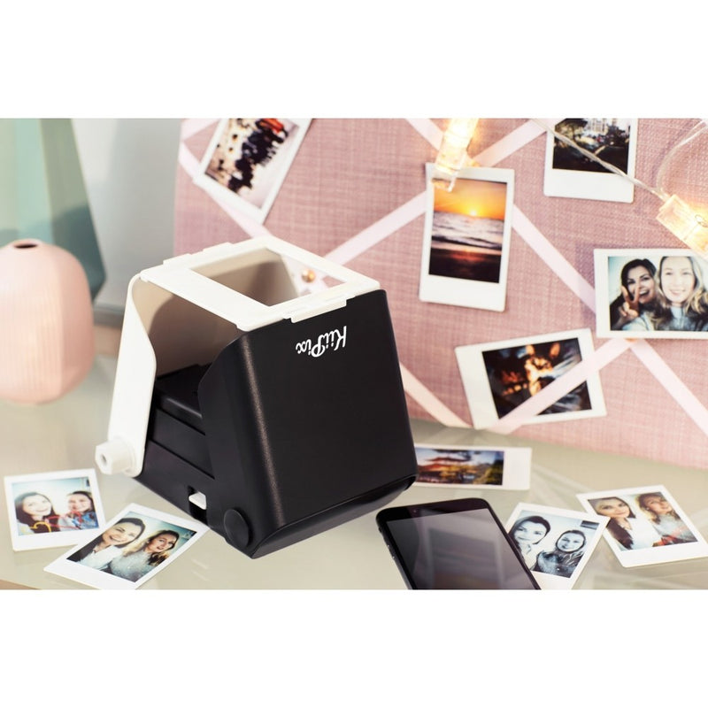 KiiPix Smartphone Picture Printer - Black
