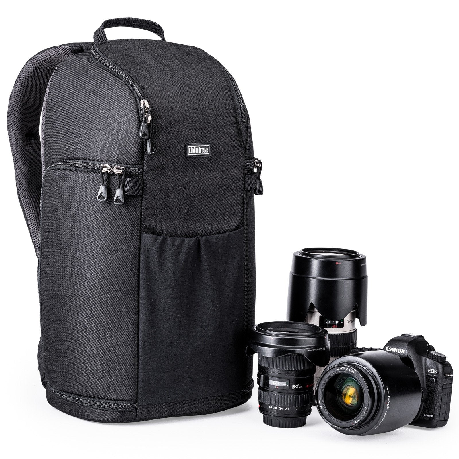 ThinkTank Trifecta 10 DSLR Backpack