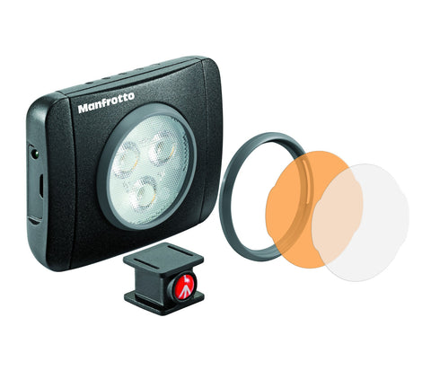 Manfrotto Lumimuse 3 High Power LED Light - Cambrian Photography - 1