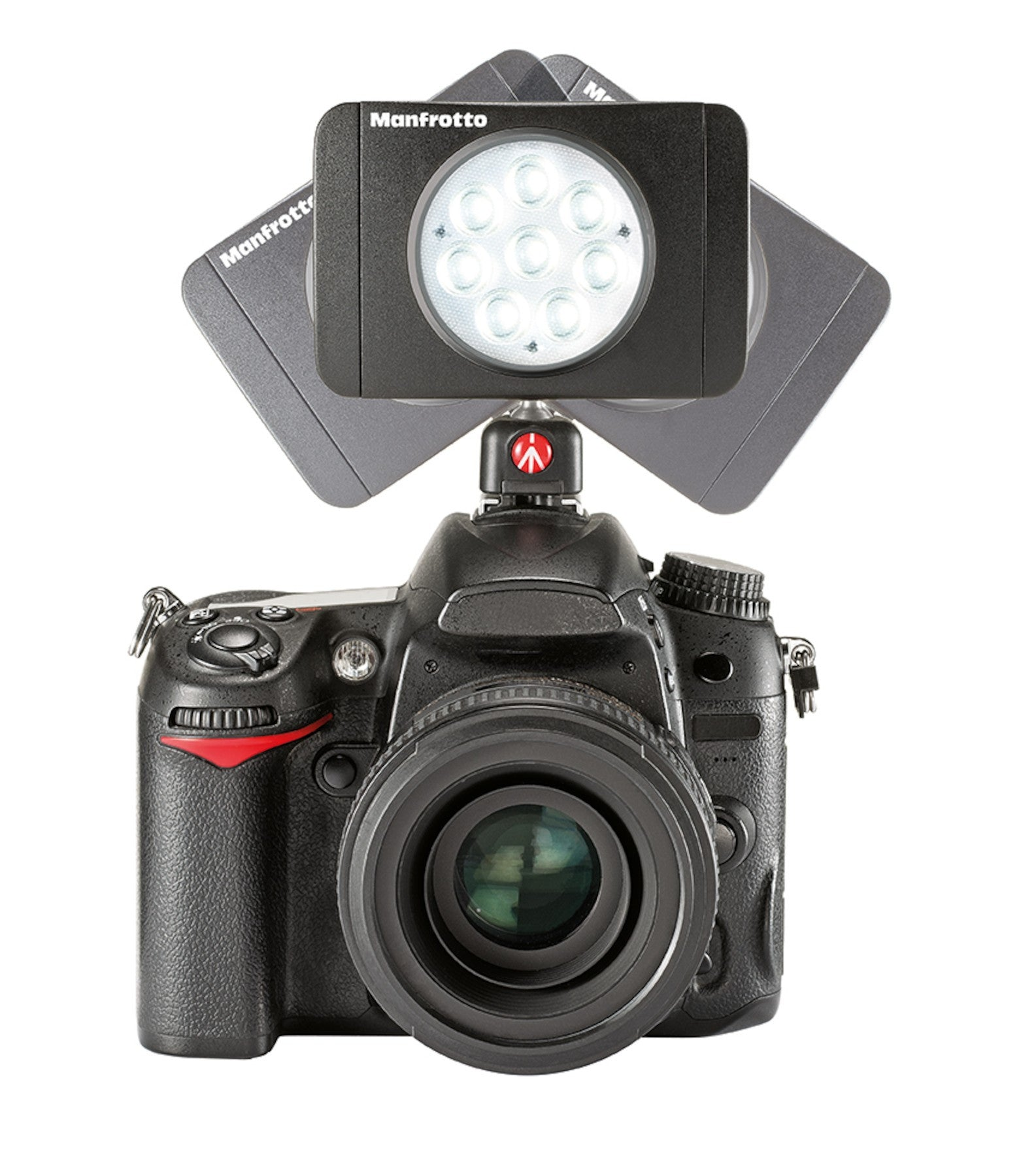 Manfrotto Lumimuse 8 High Power LED Light - Cambrian Photography - 1