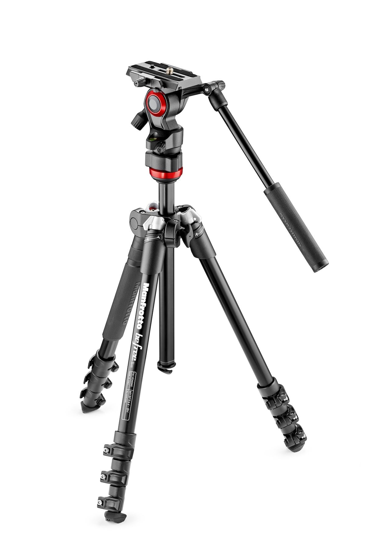 Manfrotto Befree Live Aluminium Tripod with Fluid Head