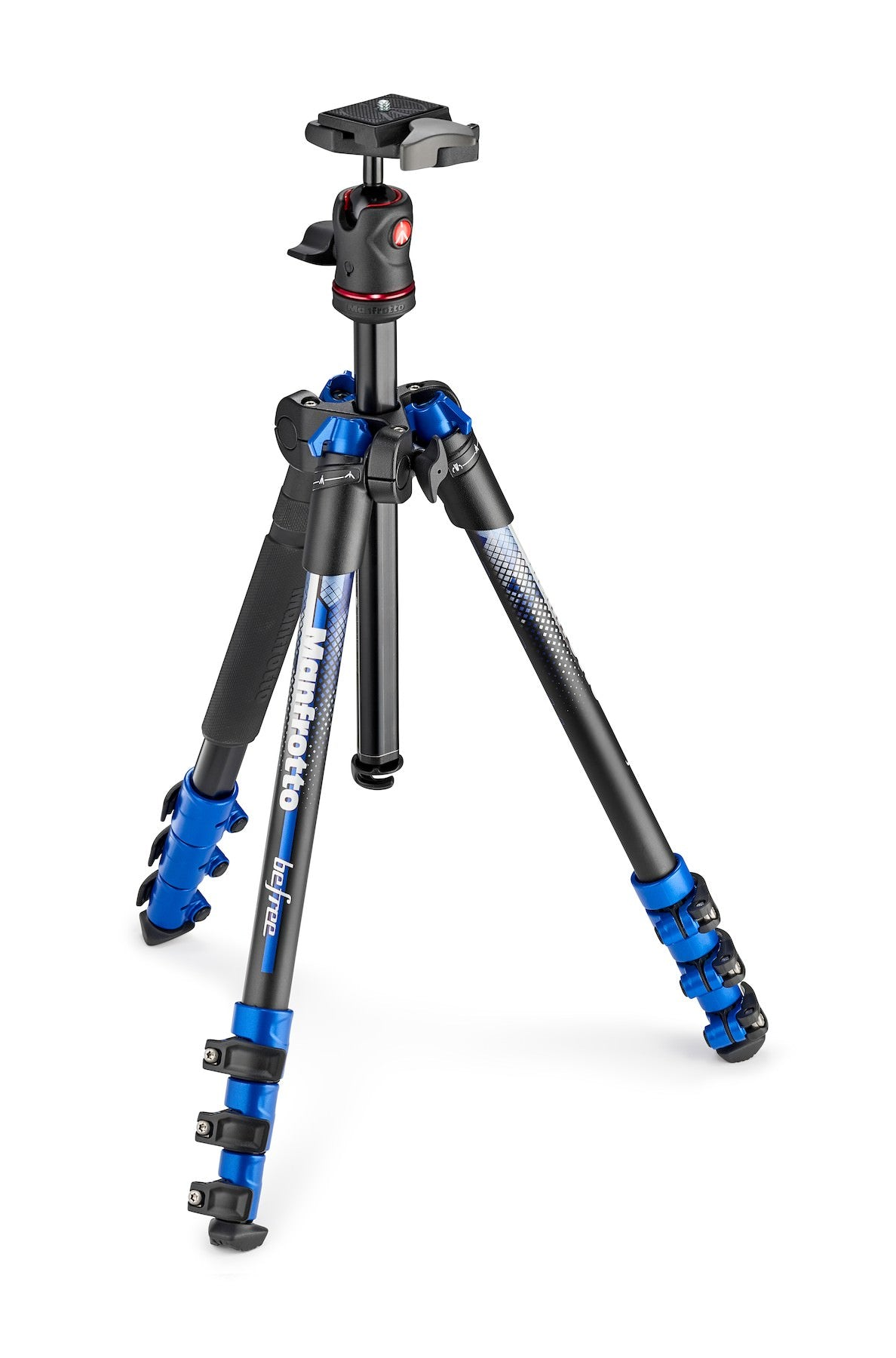 Manfrotto Befree Alu Blue