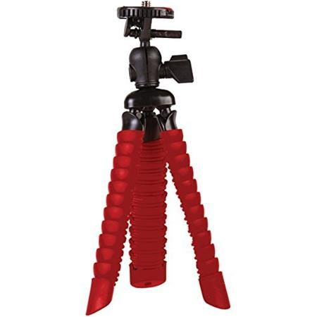 Vivitar Spider Tripod Red