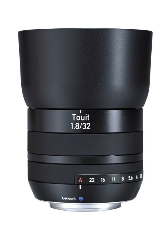 ZEISS Touit f1.8 32mm - Fujifilm X-Mount - Cambrian Photography. Quality lens ideal for portraiture and landscapes
