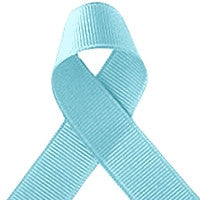 ribbon - 9mm grosgrain ribbon - Light Blue - Fabridasher