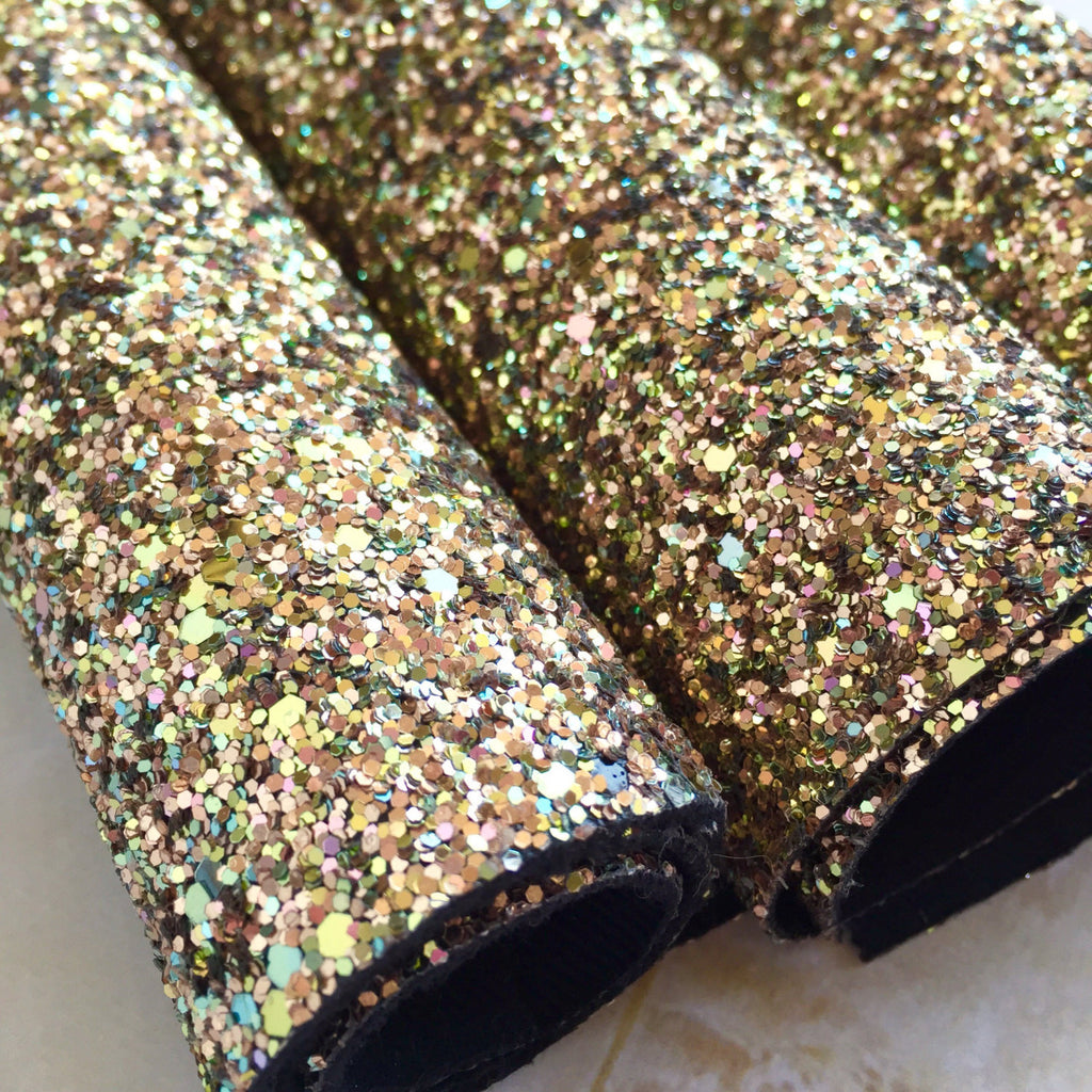 Chunky Glitter Vintage Queen Fabridasher