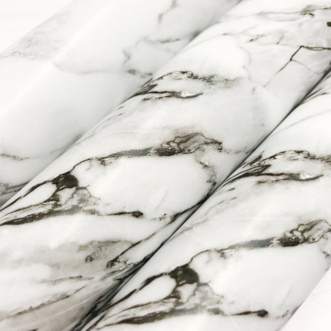 Leather - Marble