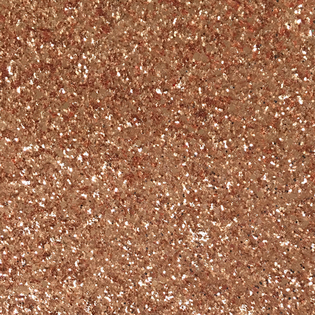 Textured glitter fabric material  rose gold – Fabridasher