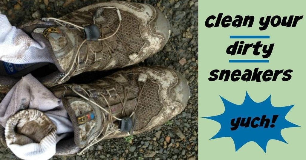 12 Easy Ways To Clean Your Dirty Sneakers