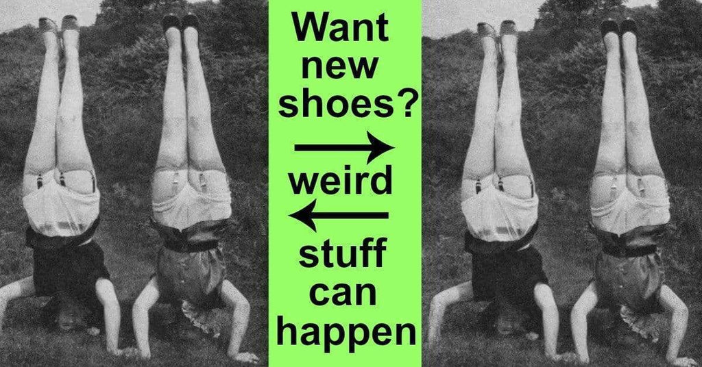 14 Weird Things That Happen When You Desperately Want Those New Shoes