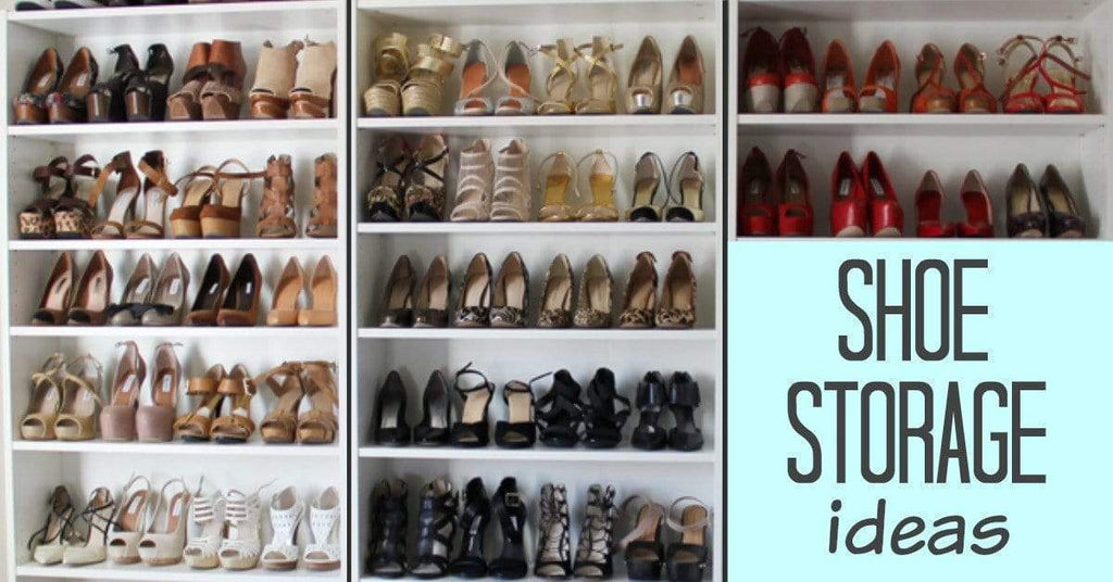 26 Clever And Surprising Ways To Store Your Shoes