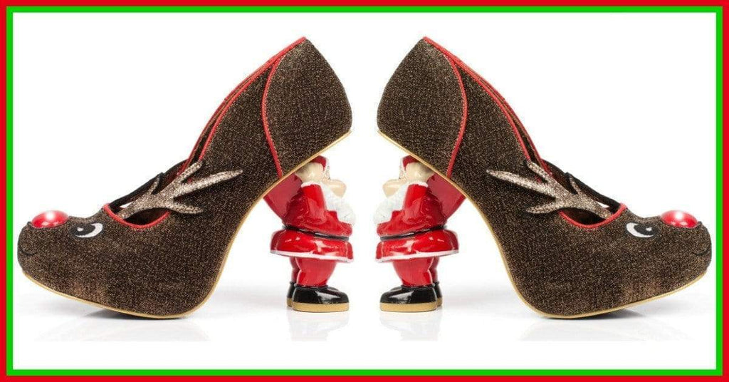 24 Of The Craziest Christmas Shoes You've Ever Seen