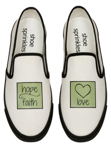 Hope, Faith & Love
