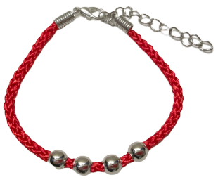 A Gift For You: Red String Bracelet