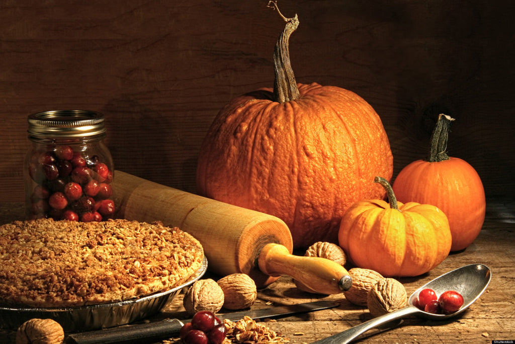 Thanksgiving Ingredients that Help your Skin Stay Flawless