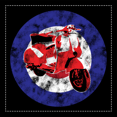 Limited edition scooter cushion cover-01