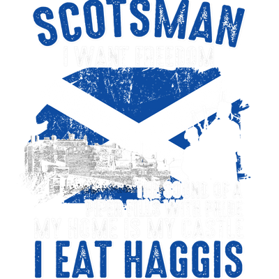 Scottish and proud.