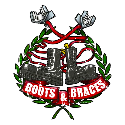 Boots and Braces t-shirt (1)